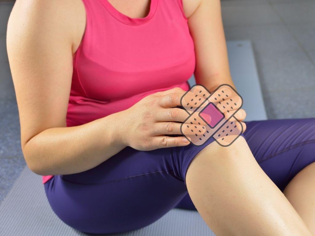 "Featured image for ""Joga terapeutyczna – kolano"""